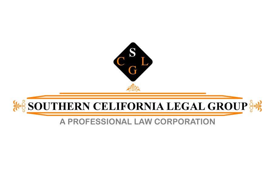 Конкурсна заявка №335 для Logo Design for Southern California Legal Group