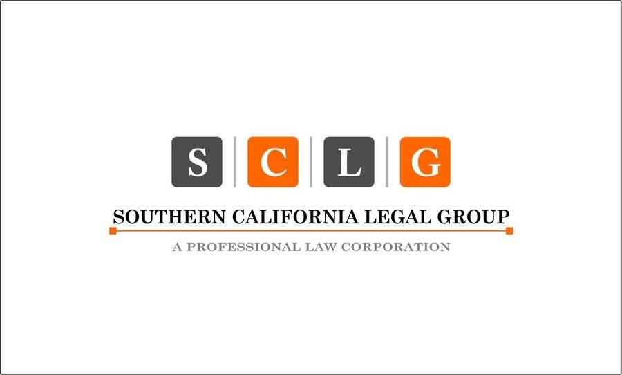 Inscrição nº 375 do Concurso para Logo Design for Southern California Legal Group
