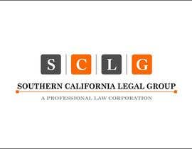 FLOWERS33 tarafından Logo Design for Southern California Legal Group için no 375