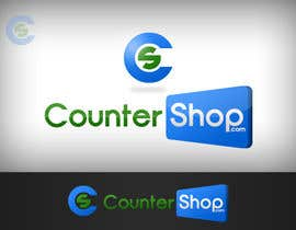 #196 pentru Logo Design for MrTop.com and CounterShop.com de către Cesco96