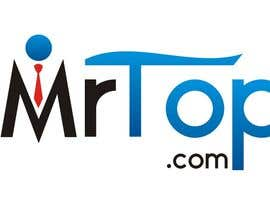 #137 untuk Logo Design for MrTop.com and CounterShop.com oleh hungdesign