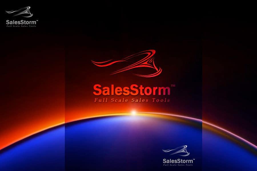 Participación en el concurso Nro.107 para Logo Design for SalesStorm