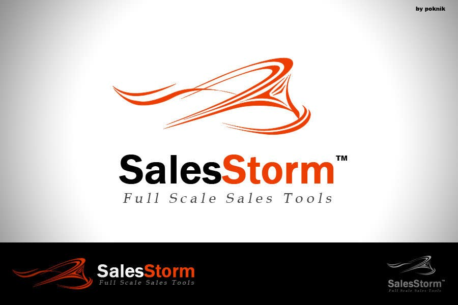 Contest Entry #                                        108                                      for                                         Logo Design for SalesStorm