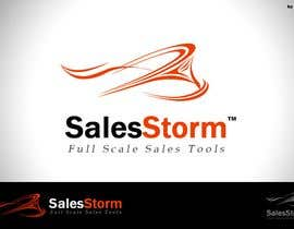 #108 para Logo Design for SalesStorm por poknik