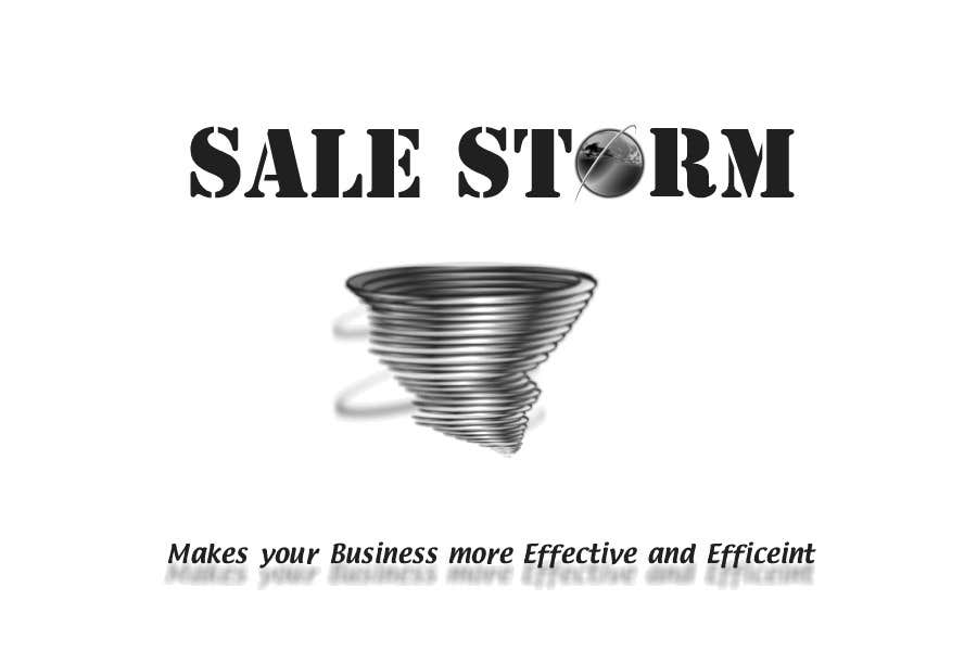 Contest Entry #                                        42                                      for                                         Logo Design for SalesStorm