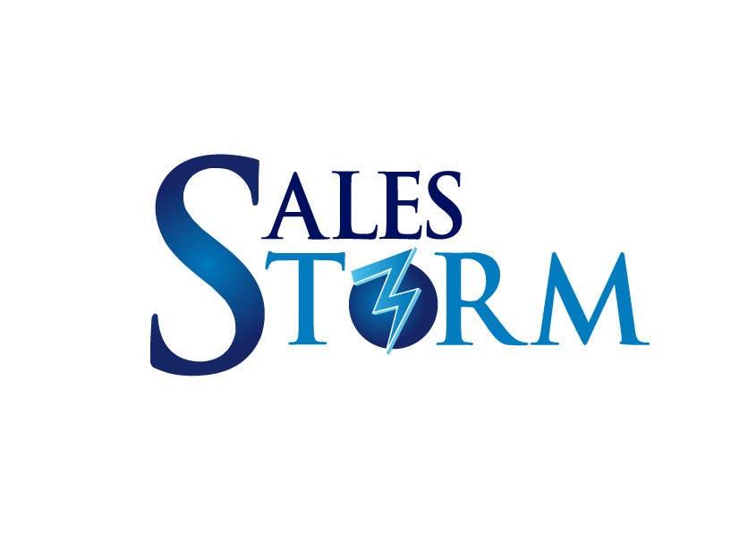 Participación en el concurso Nro.78 para Logo Design for SalesStorm
