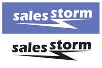 Graphic Design Contest Entry #37 for Logo Design for SalesStorm