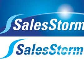 #164 para Logo Design for SalesStorm por LUK1993