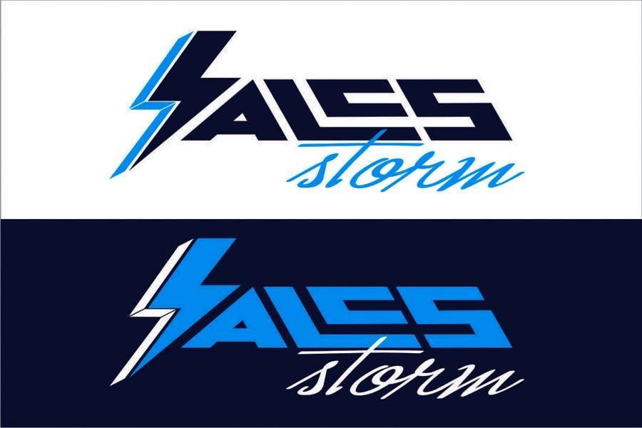 Contest Entry #                                        102                                      for                                         Logo Design for SalesStorm