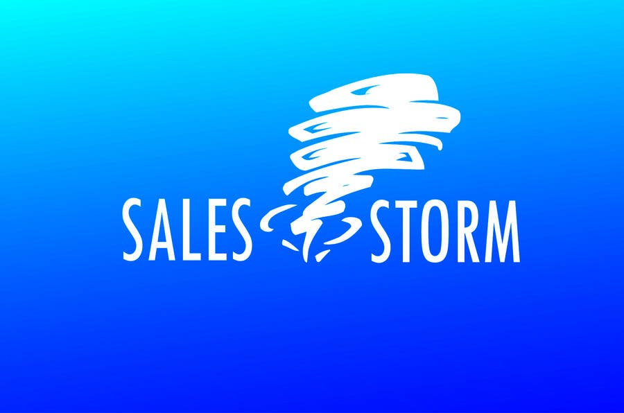 Entri Kontes #40 untukLogo Design for SalesStorm