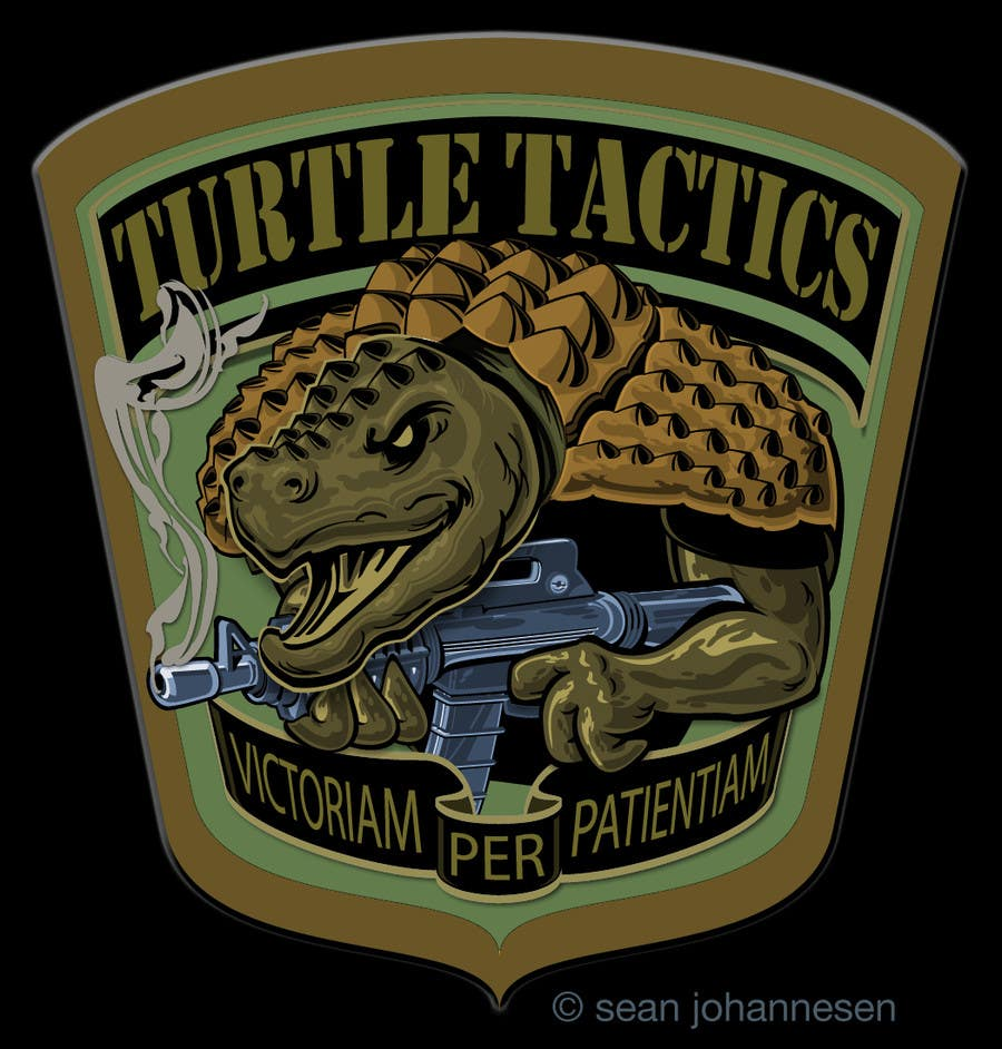 Penyertaan Peraduan #                                        13                                      untuk                                         Design a military patch