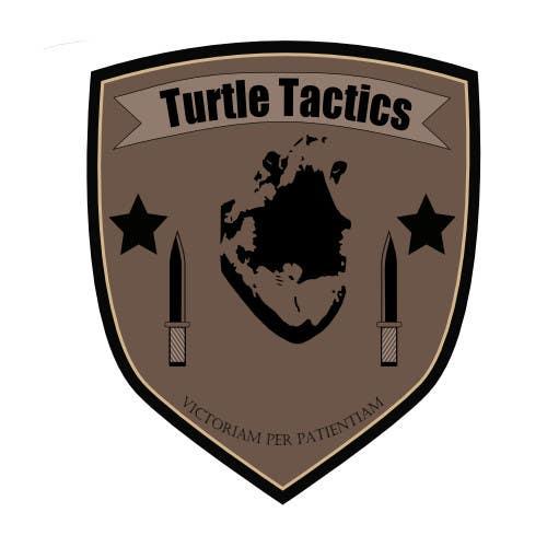 Penyertaan Peraduan #                                        4                                      untuk                                         Design a military patch