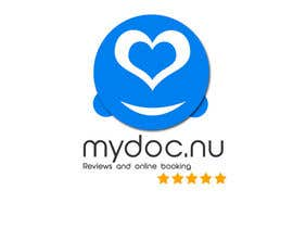 #356 cho Health logo for MYDOC.NU bởi anudeep09