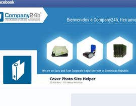 #68 for Design a Cover Photo for Facebook by guruwebsite