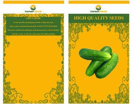 #9 для Создание эскизов для оформления и упаковки для Семян. от SaintWalker