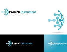 Nro 30 kilpailuun Design a Logo and Branding for Proweb Instrument käyttäjältä rahim420