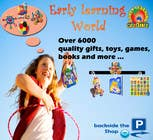 Proposition n° 48 du concours Graphic Design pour Banner Ad Design for Early Learning World UPDATED