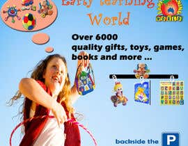 #48 para Banner Ad Design for Early Learning World UPDATED por chan04