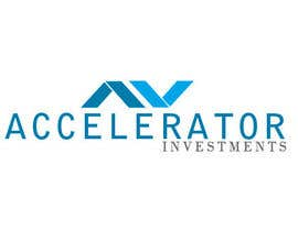 #63 para Logo Design for Accelerator Investments por babugmunna