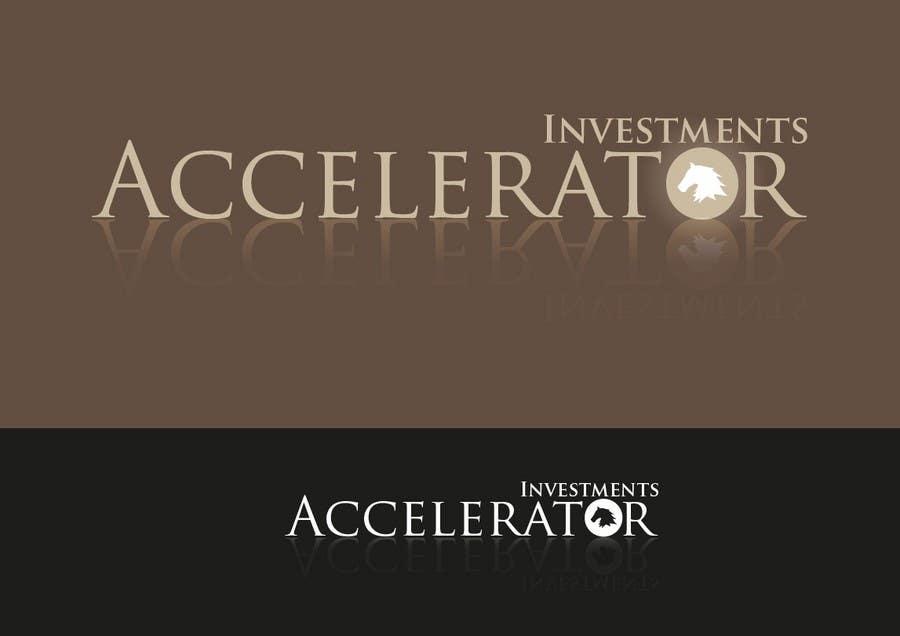 Bài tham dự cuộc thi #177 cho Logo Design for Accelerator Investments
