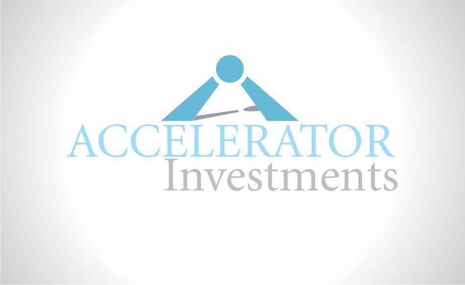 Bài tham dự cuộc thi #135 cho Logo Design for Accelerator Investments