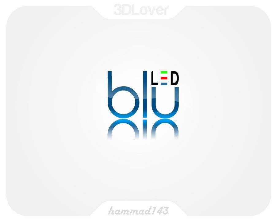 Конкурсная заявка №758 для Logo Design for Blu LED Company