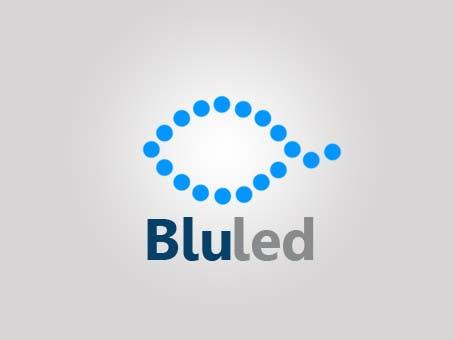 Contest Entry #                                        1027                                      for                                         Logo Design for Blu LED Company