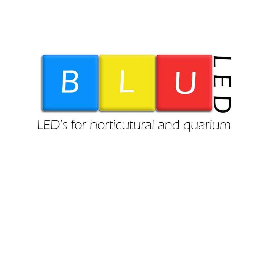 Конкурсная заявка №938 для Logo Design for Blu LED Company