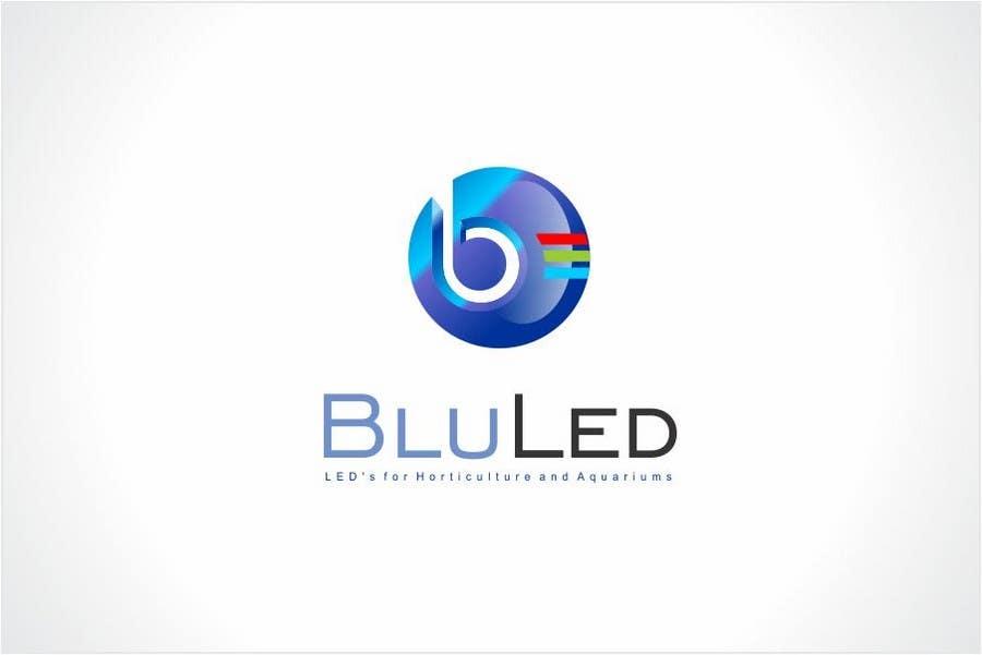Конкурсная заявка №1023 для Logo Design for Blu LED Company