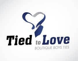 #28 za Logo Design for Tied to Love od Ferrignoadv