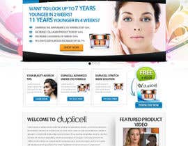 #12 untuk Website Design for Duplicell LLC oleh techwise