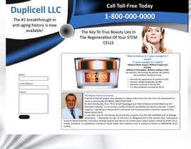 #8 para Website Design for Duplicell LLC por vSchalkwyk