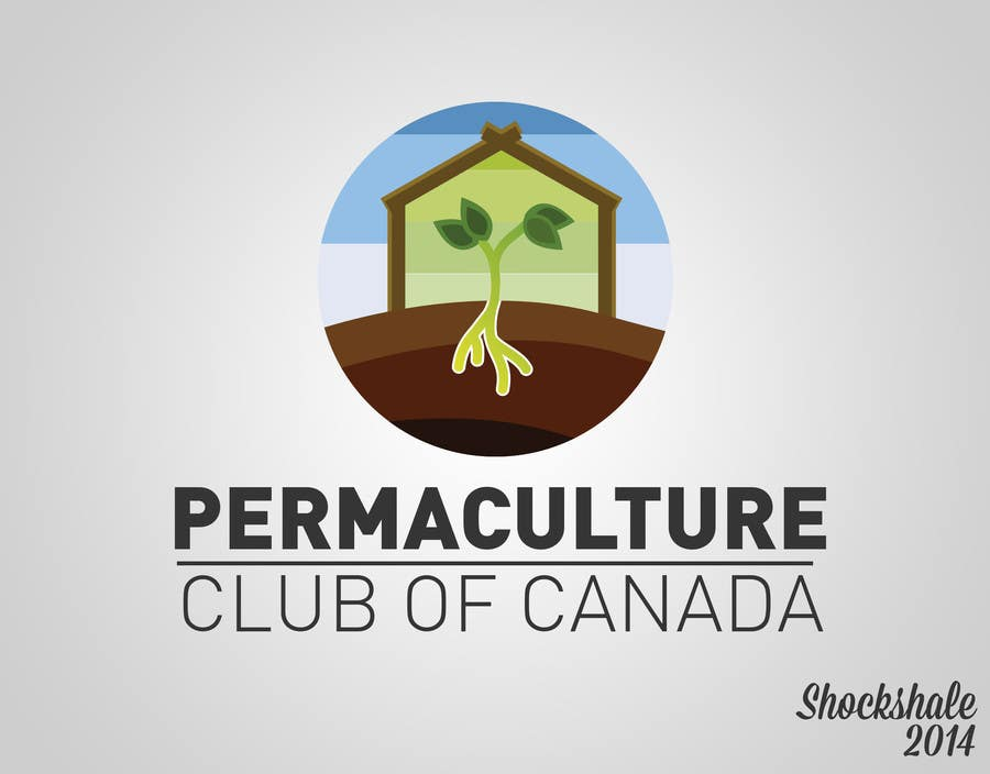 Penyertaan Peraduan #                                        16                                      untuk                                         Design a Logo for Permaculture Club of Canada
