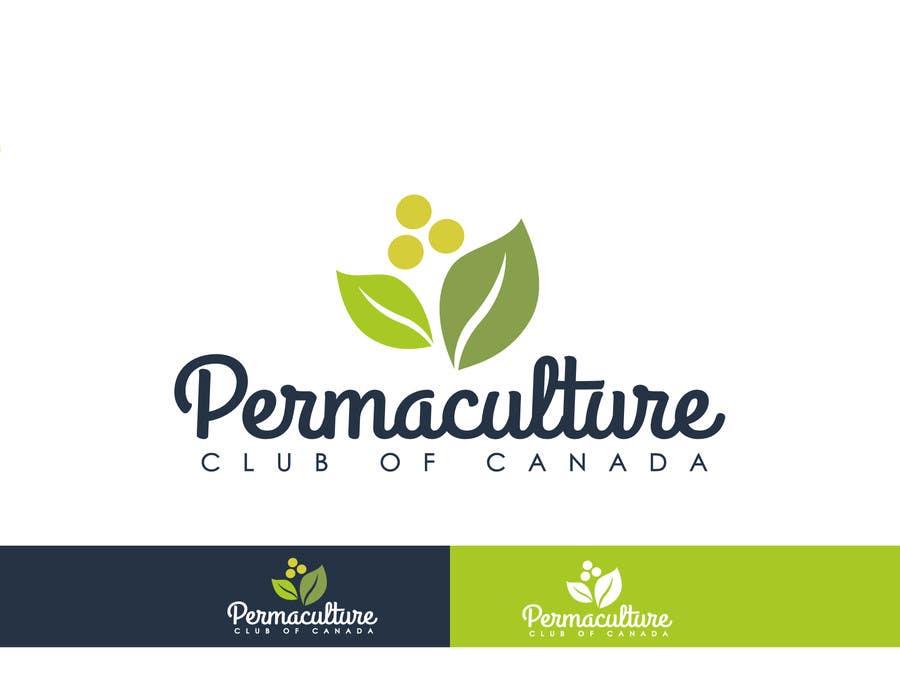 Penyertaan Peraduan #                                        31                                      untuk                                         Design a Logo for Permaculture Club of Canada