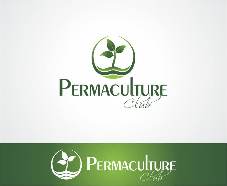 Penyertaan Peraduan #                                        25                                      untuk                                         Design a Logo for Permaculture Club of Canada