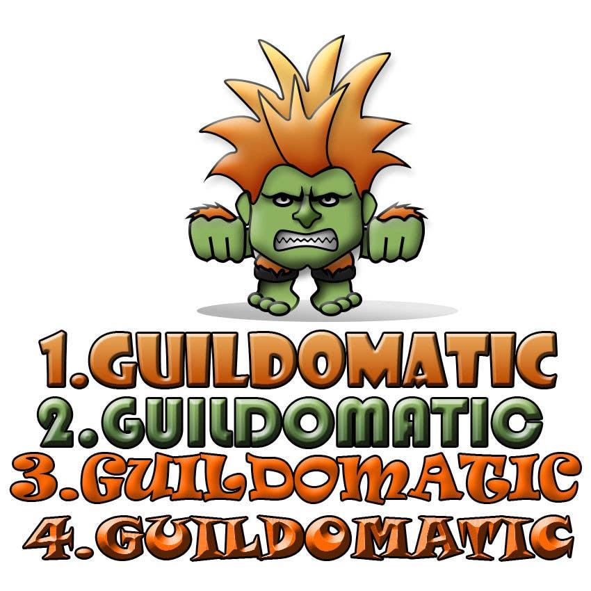Penyertaan Peraduan #                                        64                                      untuk                                         Design a Logo for a Guild Hosting Website