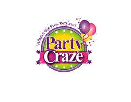 #74 para Logo Design for Party Craze.com.au por odingreen