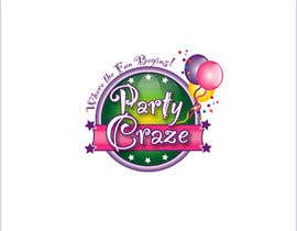 #138 untuk Logo Design for Party Craze.com.au oleh odingreen