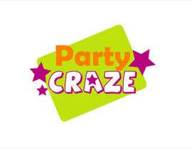 #109 untuk Logo Design for Party Craze.com.au oleh nom2
