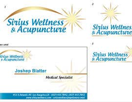 #12 untuk Design Business Card and Logo for a Alternative Medical Clinic oleh joseloperez