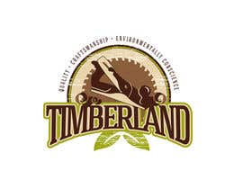 #153 for Logo Design for Timberland af Raylenej