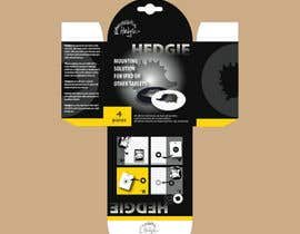 #13 for Graphic Design for Hedgie packaging (Hedgie.net) af odingreen