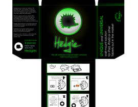 #18 для Graphic Design for Hedgie packaging (Hedgie.net) от GreenAndWhite
