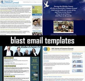 professional flyer design and email blast template design | Freelancer