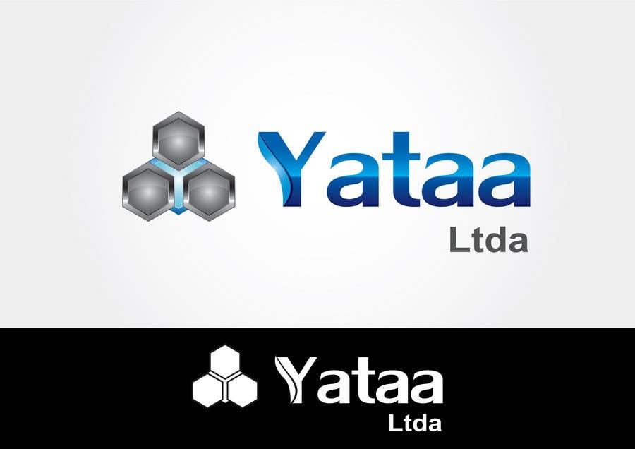 #286 for Logo Design for Yataa Ltda by prasanthmangad