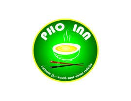"#74 para Logo (for website, restaraunt front and uniforms) and Menu Design for ""PhoInn"" por SumairGhaziani28"