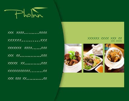 """Contest Entry #70 for Logo (for website, restaraunt front and uniforms) and Menu Design for """"PhoInn"""""""