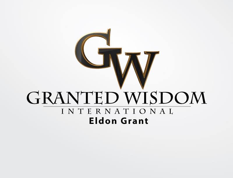 Конкурсная заявка №383 для Logo Design for Granted Wisdom International