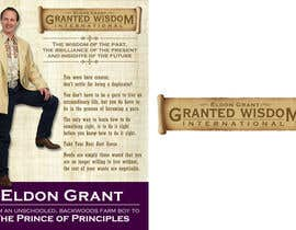#71 para Logo Design for Granted Wisdom International por corpuzmanolito