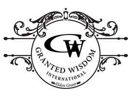 #443 para Logo Design for Granted Wisdom International por loubnady